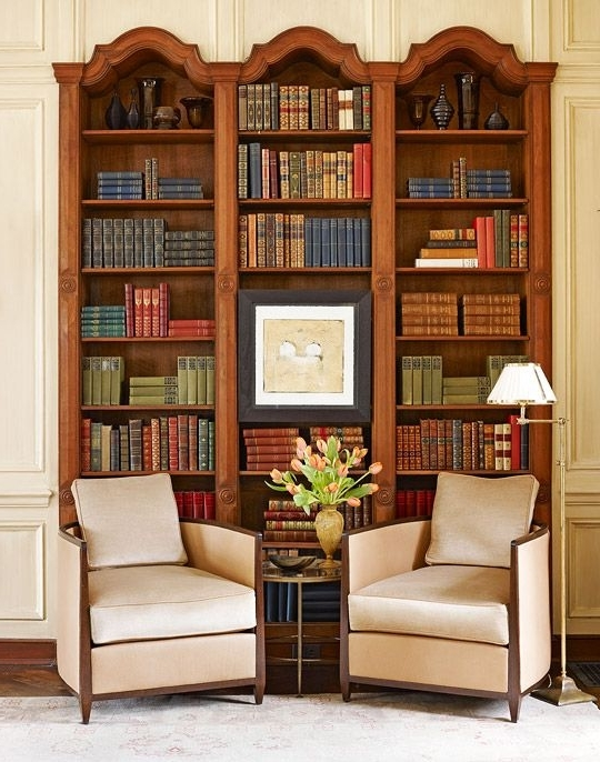 Popular 134 Best Wonderful Furniture – Book It Images On Pinterest Within Classic Bookshelves Design (View 11 of 15)