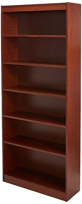 Popular 84 Inch Tall Bookcases Within Amazon: Lorell 7 Shelf Panel Bookcase, 361284 Inch (View 14 of 15)