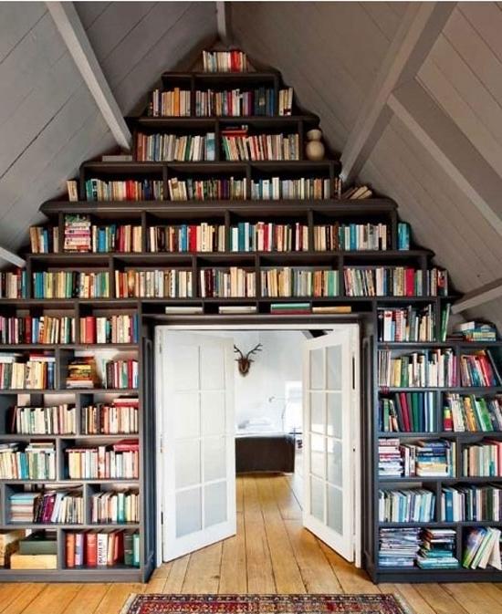Popular Awesome Cool Bookshelves 40 Unique Bookshelf Design Ideas In Regarding Unique Bookcases (View 8 of 15)