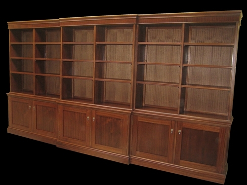Popular Bespoke Library & Study Furniture – W (View 11 of 15)