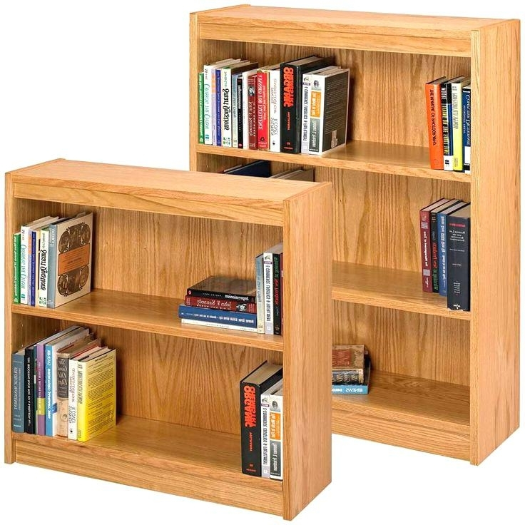 Popular Bookcase ~ Oak Bookcase Furniture Barn Oak Furniture Bookcase Pertaining To Solid Oak Bookcases (View 7 of 15)