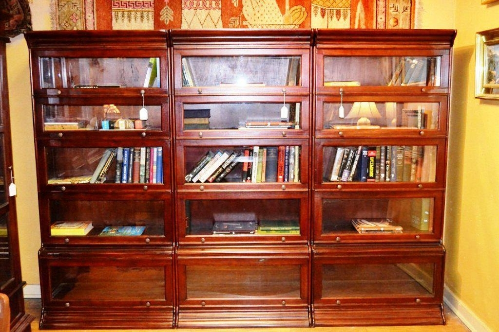 Popular Lawyer Bookcases Intended For Storage Ideas Barrister Bookcase (View 10 of 15)