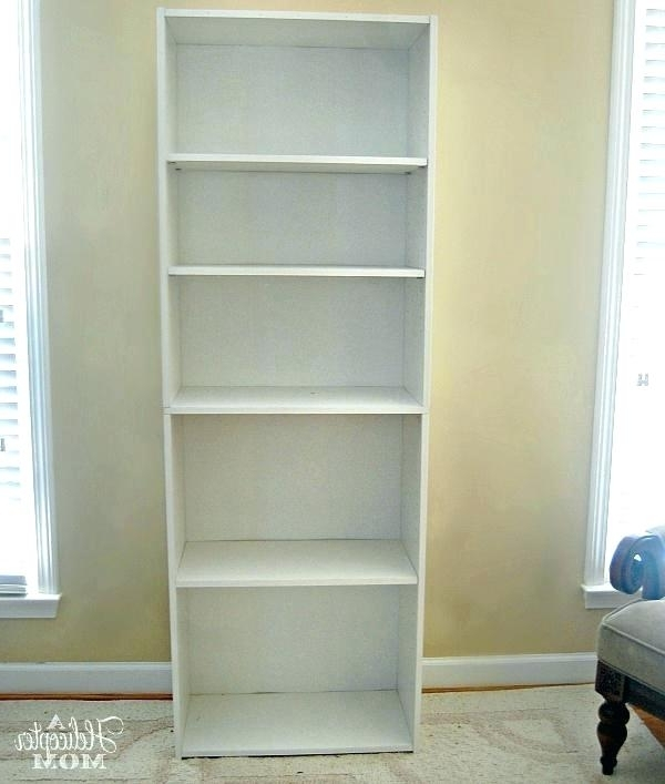 Popular Sauder Shelves Bookcase Shelves Bookcase One Bookshelf Three Uses Intended For Sauder 5 Shelf Bookcases (View 7 of 15)