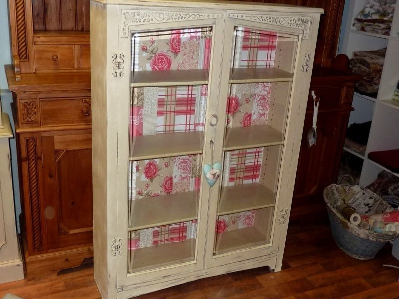Popular Shabby Chic Bureau Bookcase : The Excellent Qualities Of A Shabby Regarding Shabby Chic Bookcases (View 8 of 15)