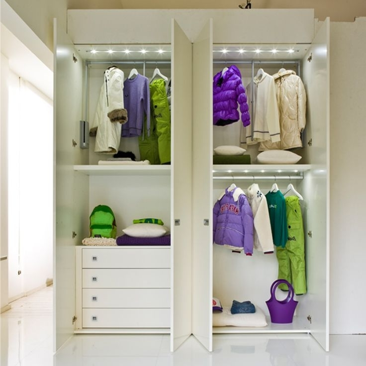 Popular Space Saving Wardrobes Intended For 12 Best Wardrobes & Storage Images On Pinterest (View 10 of 15)