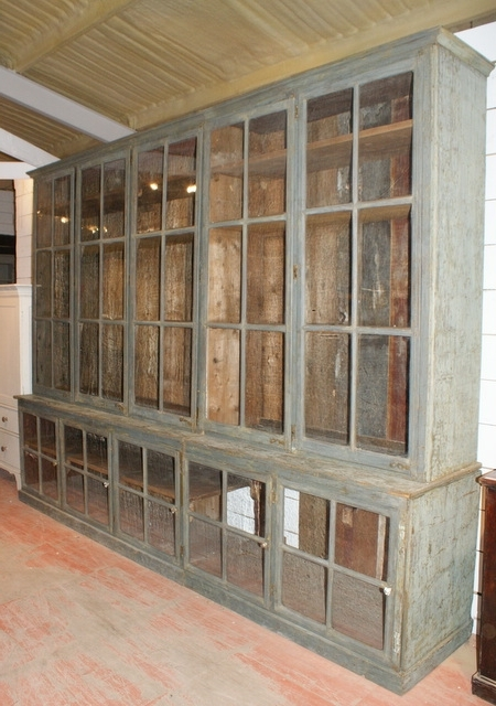 Popular Stunning French Glazed Bookcase – Antique Bookcases Regarding Glazed Bookcases (View 15 of 15)