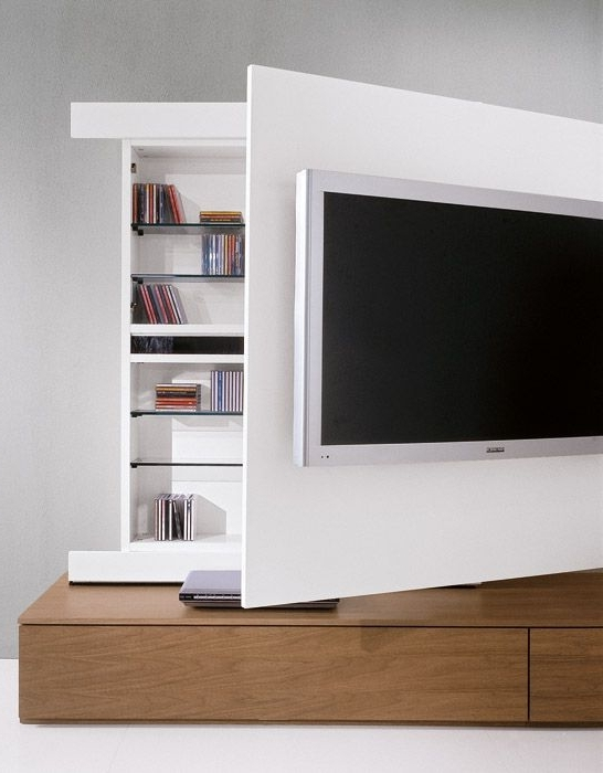 Popular Tv Storage Units Pertaining To Amazing Tv Cabinet With Storage (View 6 of 15)