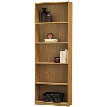 Preferred Ameriwood 5 Shelf Bookcases Pertaining To Amazon: Ameriwood 5 Shelf Bookcases, Set Of 2, Espresso (Gallery 13 of 15)