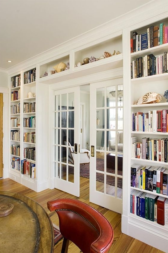 Preferred Built In Library Shelves With Regard To Best 25+ Library Shelves Ideas On Pinterest (View 13 of 15)