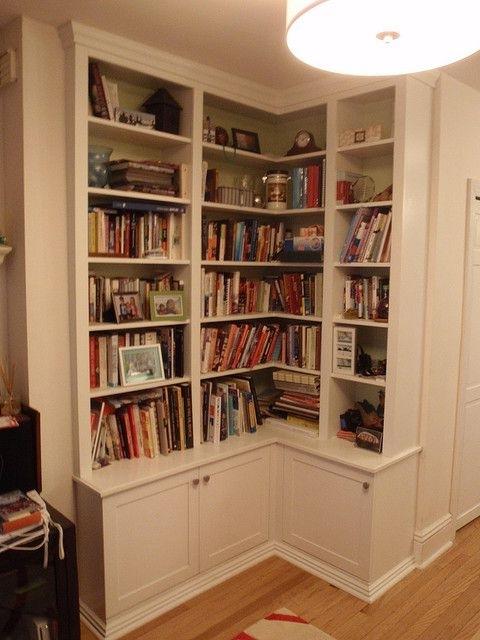 Preferred Corner Bookcases For Bookshelf (View 12 of 15)