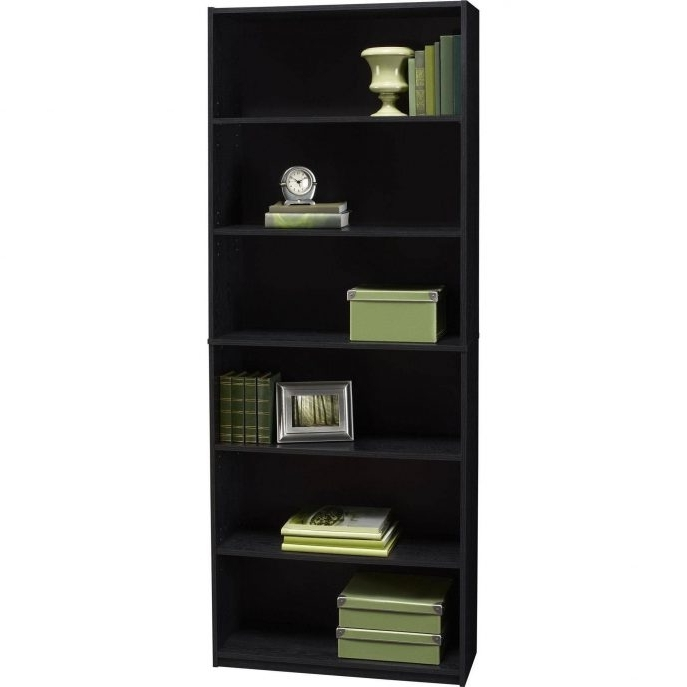 Preferred Furniture : Wonderful Bookcases From Walmart Luxury Better Homes Pertaining To Black Bookcases Walmart (View 13 of 15)