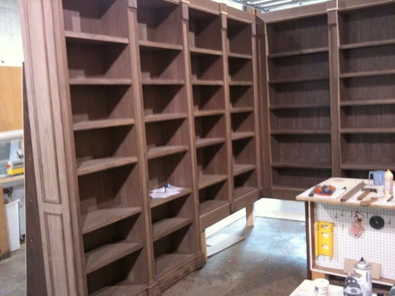 Featured Photo of High Quality Bookshelves