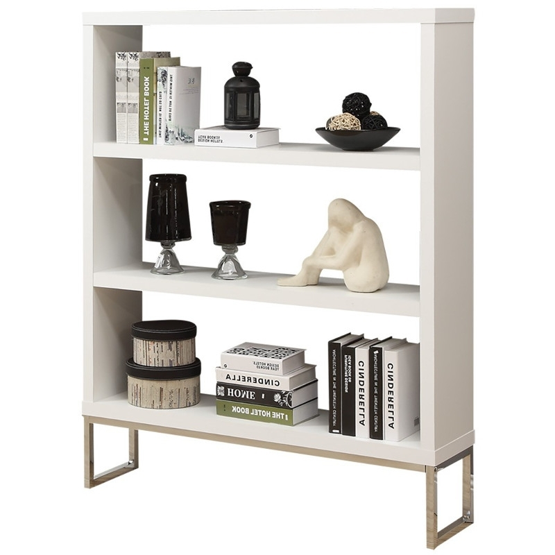 Preferred Monarch Bookcases I 2559 (4 Shelf) From Meubles Poisson For Monarch Bookcases (View 11 of 15)