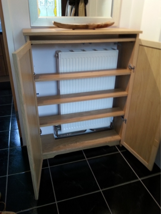 Preferred Radiator Cover Bookshelves Throughout Radiator Cover From Billy Bookcase – Ikea Hackers (View 7 of 15)