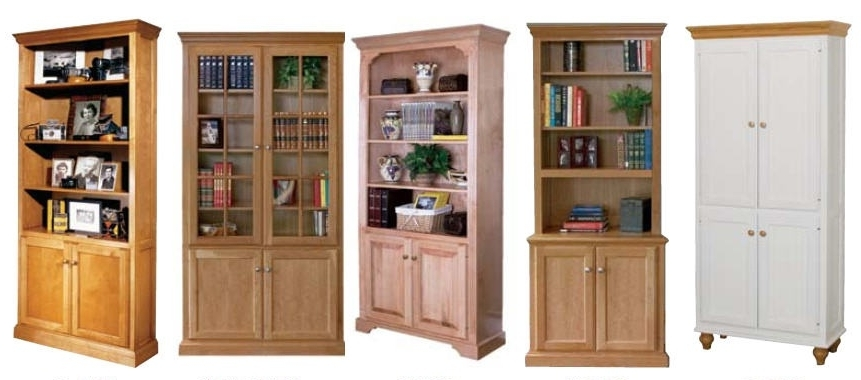 Preferred Real Wood Bookcases Within Bookcases Ideas: Best Od The Best For Real Wood Bookcase (View 7 of 15)