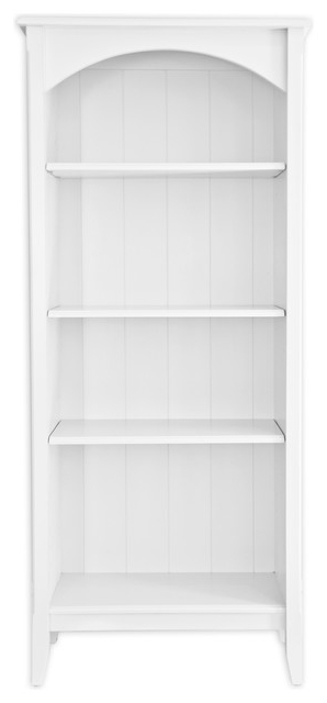 Preferred Tall White Bookcases Within How To Make Good Use Of White Tall Bookcase – Home Decor (View 5 of 15)