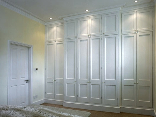 Preferred Wardrobes ~ 17 Best Images About On Pinterest Built In Wardrobe Intended For Solid Wood Fitted Wardrobes (View 14 of 15)