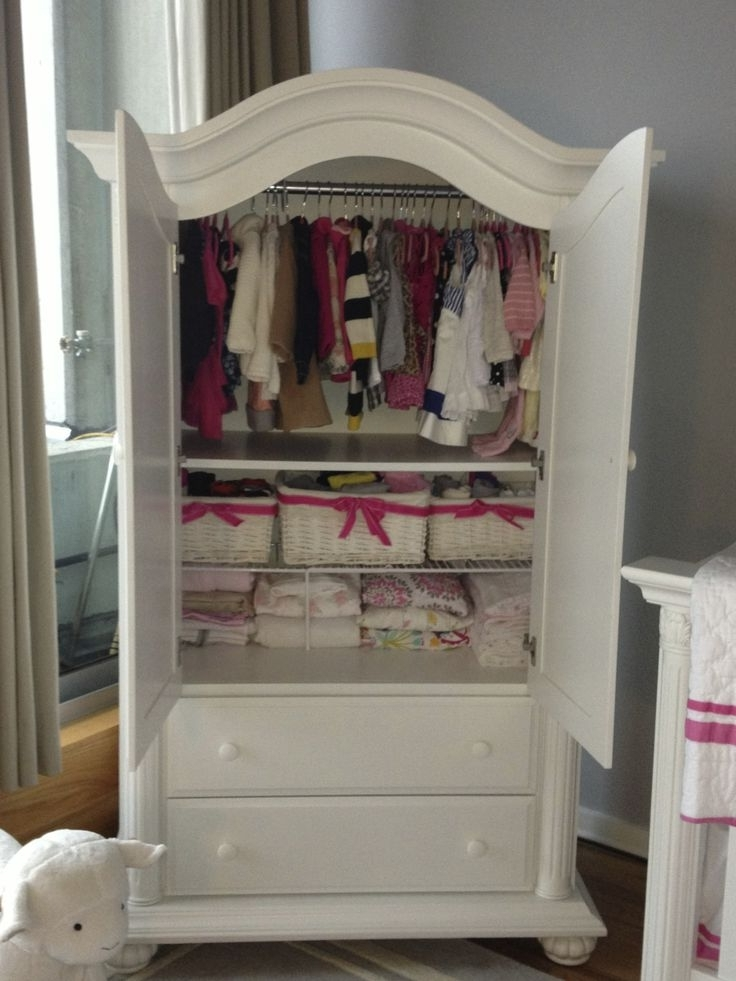Preferred Wardrobes For Baby Clothes With Regard To Ideas For Baby Wardrobes – Bestartisticinteriors (View 8 of 15)