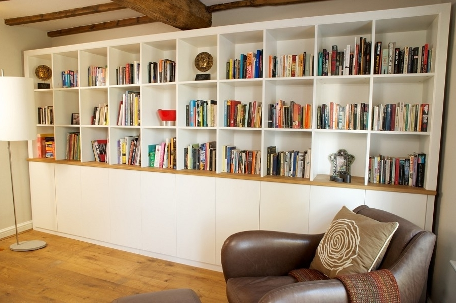 Preferred White Painted Bookcases Within How To Paint A Bookcase White Amazing Bookcases Pertaining To (View 13 of 15)