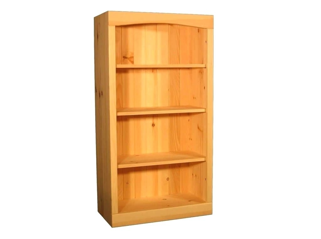 Preferred Wood Bookcases For Sale Furniture Solid Wood Interiors Pine Intended For Large Solid Wood Bookcases (View 10 of 15)