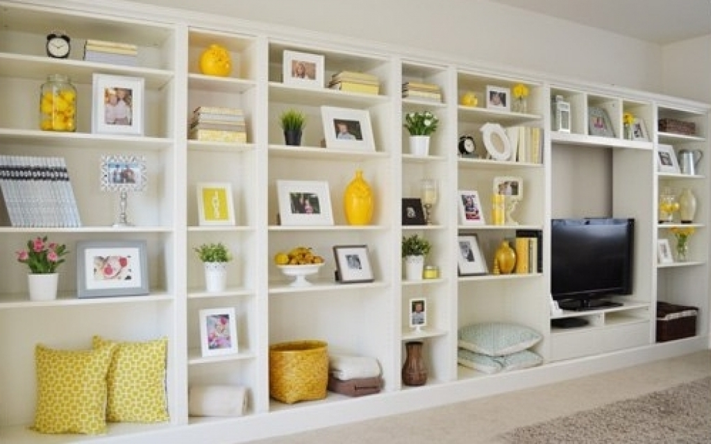 Putting Up Walls 10 Gorgeous Wall Mounted Bookcases Whole Wall Inside Widely Used Whole Wall Shelves (View 9 of 15)