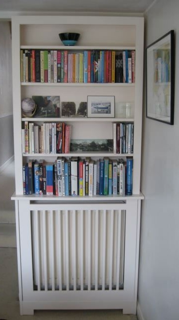 Radiator Below! Perfect Solution For The Kitchen: Beautify And Add For Newest Radiator Bookcases (View 11 of 15)