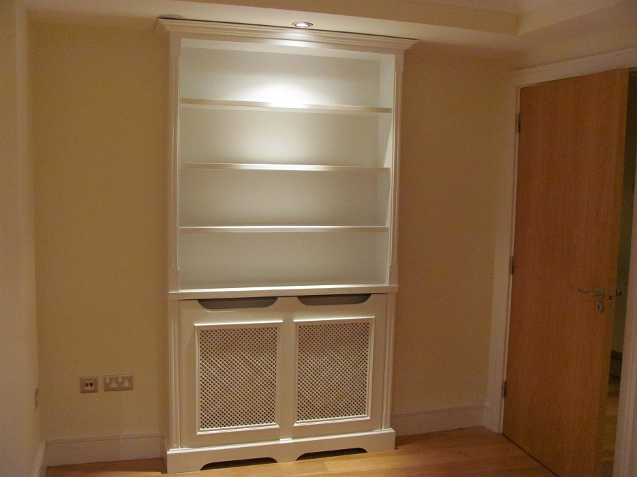 Radiator Cover Bookcases Inside Most Recent Radiator Covers – Google Search (View 11 of 15)