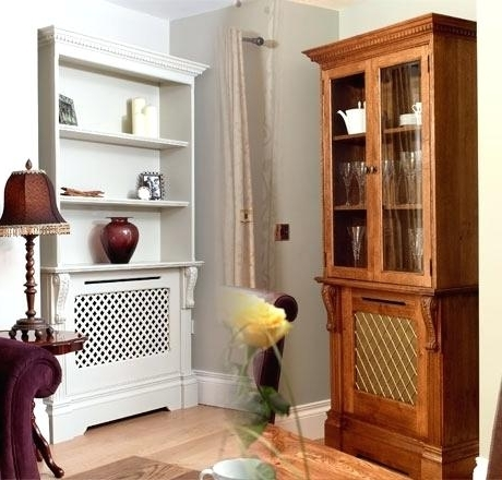 Radiator Cover With Bookcase Radiator Cabinets With Bookcase Net Pertaining To Famous Radiator Bookcases Cabinets (View 5 of 15)