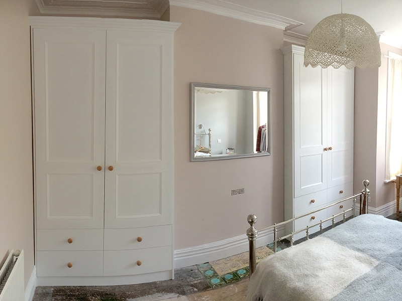 Recent Alcove Wardrobes Designs Throughout Fitted Wardrobes With Drawers – Google Search (View 12 of 15)
