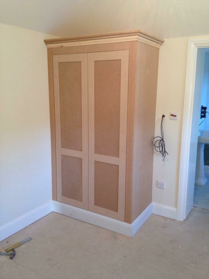 Recent Bespoke Cupboard In Bespoke Wardrobes (View 14 of 15)