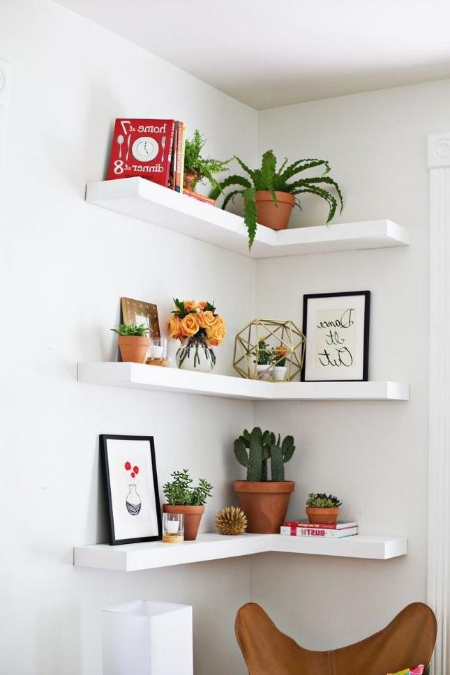 Recent Best 25+ Wall Shelves Ideas On Pinterest (View 12 of 15)