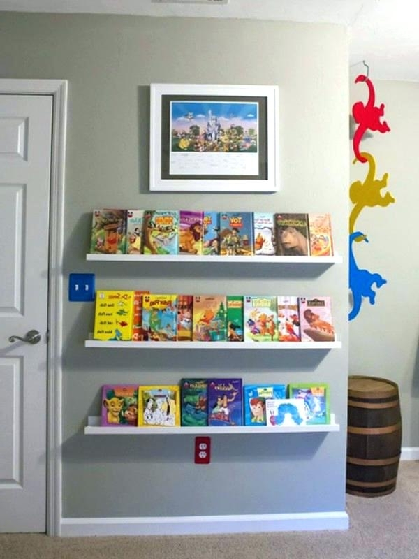Recent Bookcases For Kids Room Regarding Bookshelf For Toddler Room – Thespokesman (View 13 of 15)