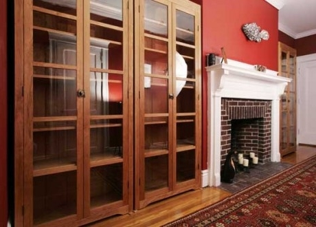 Recent Cherry Bookcases For Freestanding Cherry Bookcases (View 13 of 15)