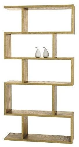 Recent Contemporary Oak Shelving Units Intended For Arteriors Home Carmine Limed Oak Bookshelf – 5194 – Modern (View 13 of 15)