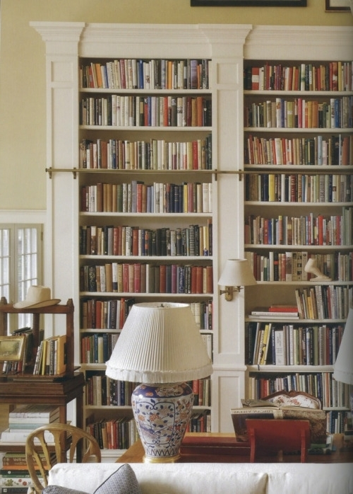 Recent Floor To Ceiling Bookshelves Are The Sign Of A Classic And Well Regarding Classic Bookshelves (View 12 of 15)