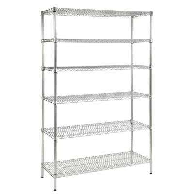 Recent Garage Shelves & Racks – Garage Storage – The Home Depot Throughout Storage Shelving Units (View 12 of 15)