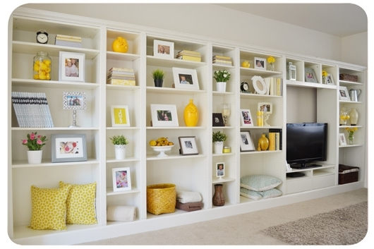 Recent Ikea Bookcases With Regard To Billy Bookcases To Built Ins – Ikea Hackers (View 15 of 15)