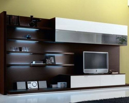 Recent Modern Wall Units Within Modern Wall Units (View 11 of 15)