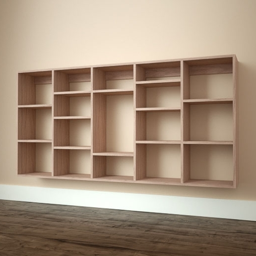 Recent Shelving Units – Bespoke, Made To Measure For Any Space With Regard To Bespoke Shelving (View 6 of 15)