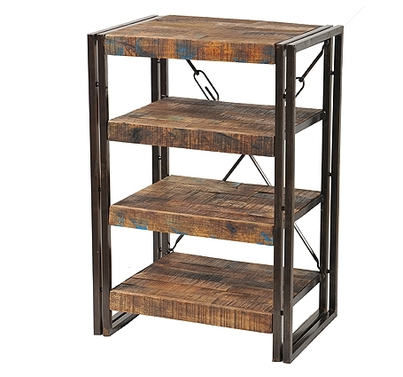 Recent Small Bookcases Inside Addison Side Table/small Bookcase (View 10 of 15)