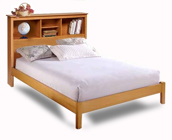 Recent Twin Headboard Bookcases For Perfect Twin Beds With Bookcase Headboard 39 For Queen Headboard (View 8 of 15)