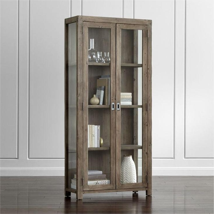 Reclaimed Wood Bookcase Intended For Famous Reclaimed Wood Bookcases (View 11 of 15)