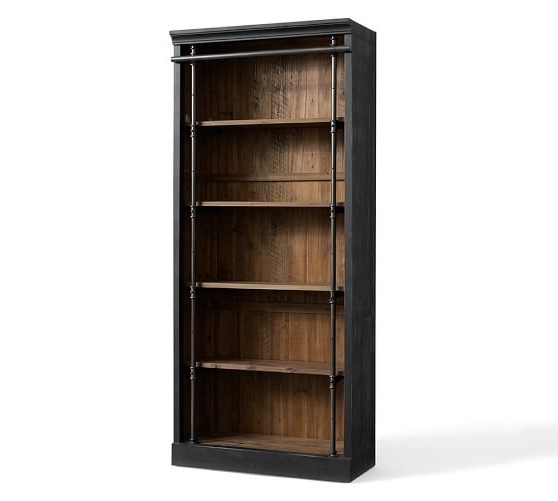 Featured Photo of Reclaimed Wood Bookcases