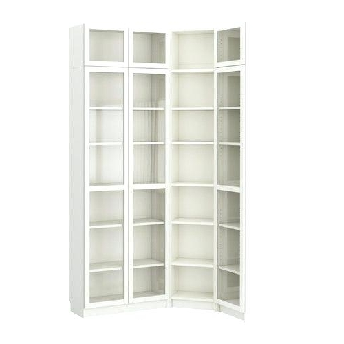 Redford White Corner Bookcase Billy Bookcase Combination Solution Throughout Most Popular White Corner Bookcases (View 11 of 15)