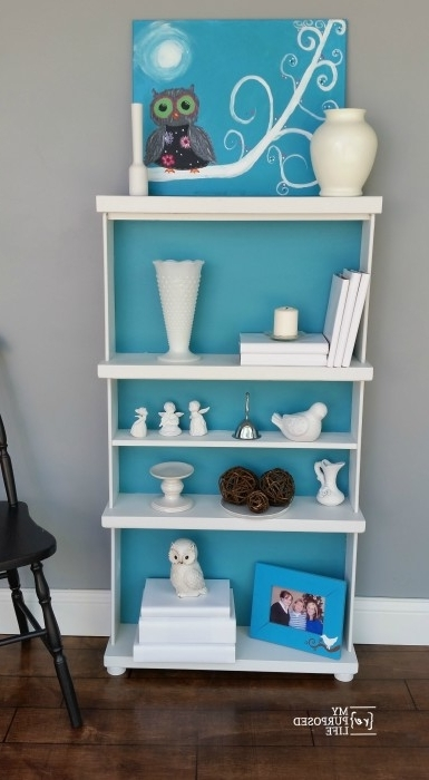 Repurpose Bookcases Regarding Recent Repurposed Drawers Bookcase – My Repurposed Life® (View 3 of 15)