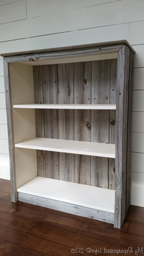 Featured Photo of Repurpose Bookcases
