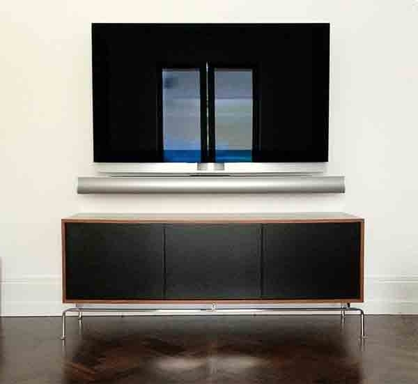 Rosewood Av Furniture, Rosewood Av Cabinets, Rosewood Tv Stands With Most Recent Bespoke Tv Stands (View 14 of 15)