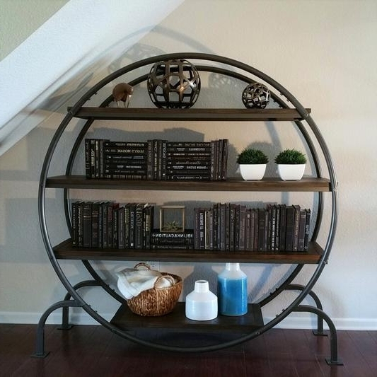 Round Bookcase (View 11 of 15)