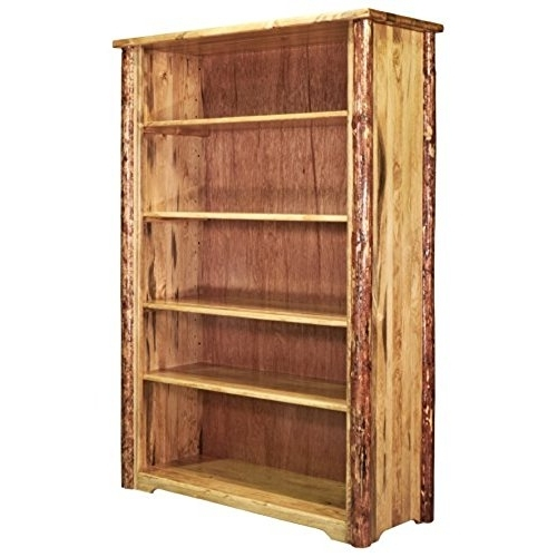 Rustic Bookcases: Amazon Throughout Best And Newest Rustic Bookcases (View 12 of 15)