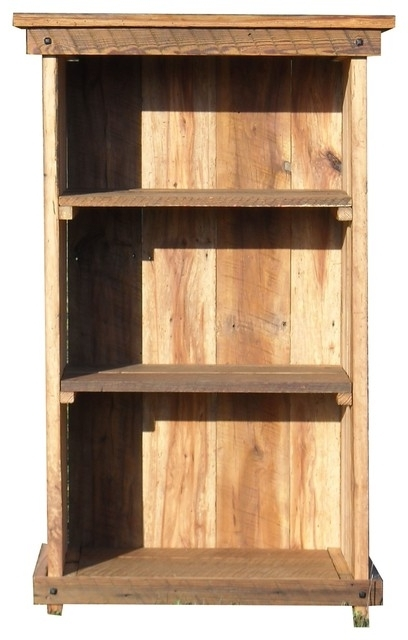 Rustic Bookcases With Fashionable The Rusted Nail – The Rusted Nail Bookcase & Reviews (View 10 of 15)